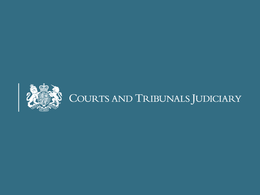 Courts and Tribunals Judiciary | Judicial review