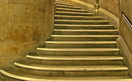 Stairs in the RCJ