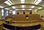 A courtroom picture