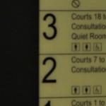 Courts list