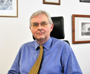 Sir Stephen Irwin