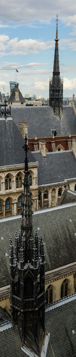 View of the RCJ rooftops