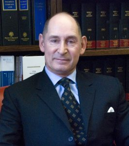 New Master of the Rolls: Sir Terence Etherton
