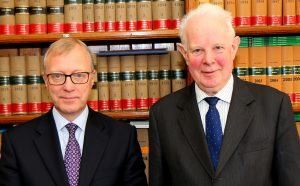 Senior President of Tribunals and Lord Chief Justice