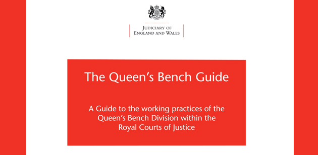 The Queen's Bench Guide 2017
