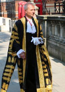 The Lord Chancellor The Rt Hon. David Lidington MP