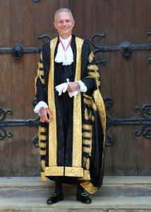 Lord Chancellor The Rt Hon. David Lidington MP