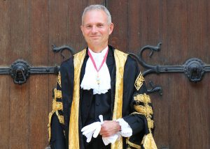 Lord Chancellor The Rt Hon. David Lidington MP