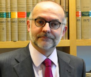 Mr Justice Marcus Smith