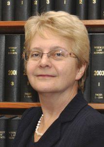 Mrs Justice (Sarah) Asplin