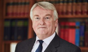 The Lord Chief Justice