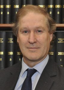 Mr Justice Peter Jackson