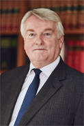 Photo of the Lord Chief Justice, Lord Burnett of Maldon