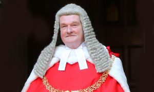 Picture of the Lord Chief Justice