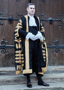 Lord Chancellor The Rt Hon David Gauke MP