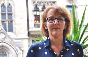 Tribunal judge Fiona Monk