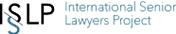 International Senior Lawyers Project logo