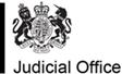 Judicial Office crest