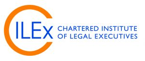 Chartered Institute of Legal Executives (CILEx) logo