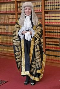 Photo of President of the Queen's Bench Division, Dame Victoria Sharp