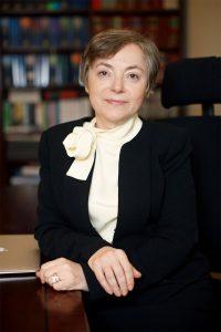 Dame Victoria Sharp