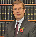 Mr Justice Phillips
