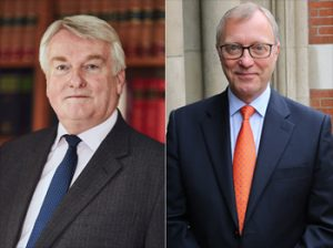 Lord Chief Justice and Senior President of Tribunals