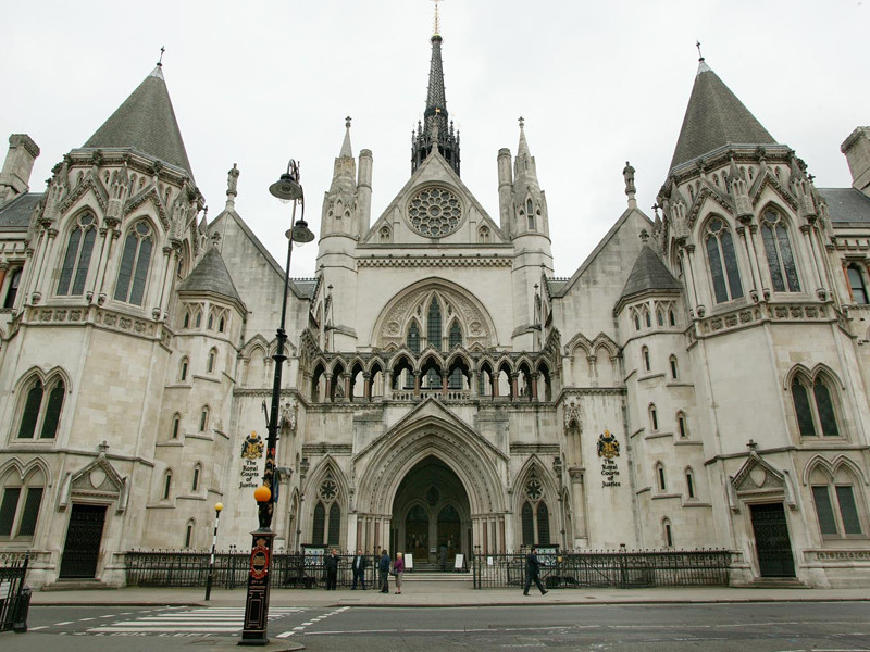 Image result for royal courts of justice