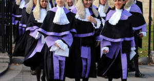 Photo of Female Judges
