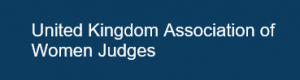 Photo of United Kingdom Association of Women Judges logo
