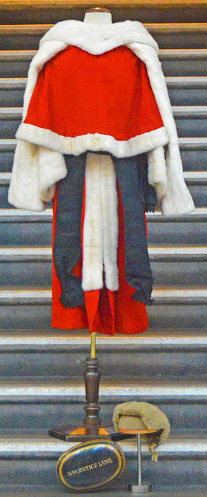 Photo of robes