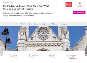 judicial mooc