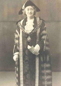 Alderman Elizabeth Rowley Frisby MBE JP 1877-1946