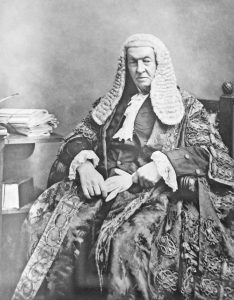 The first judge of the Commercial Court, J. C. Mathew (later Mathew LJ