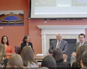 Lord Chief Justice talks to students