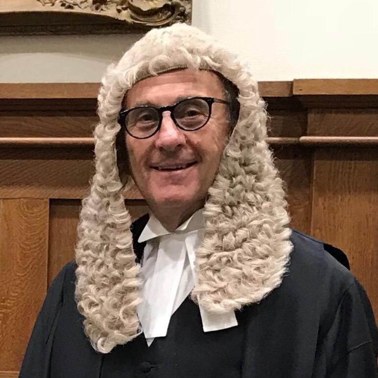 Picutre of HHJ David Griffith Jones QC