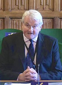Lord Chief Justice in Parliament