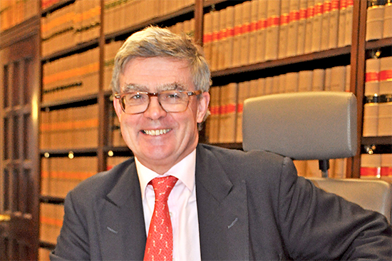 Lord Justice Flaux