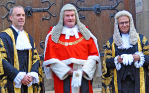 Lord Chancellor, Lord Chief Justice and Master of the Rolls