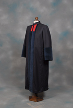 An example of a male robe